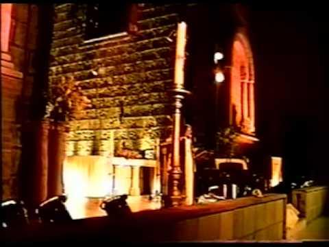 Nelly Baldauf e Vera Campos - Cruxifixus de Fauré_Catedral Gramado_Abril 2003