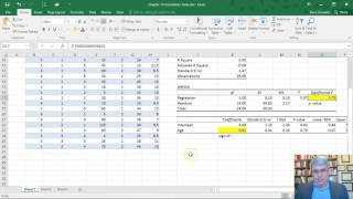 How to Test the Significance of r in Excel: Examples