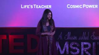 Illusion and success as creative choices | Madhu Nataraj Kiran | TEDxMSRIT