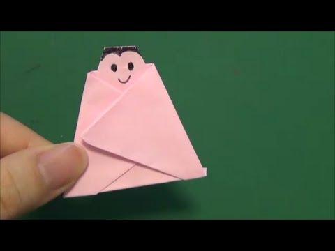 ひなまつり」折り紙 Japanese ... : 折り紙 ひなまつり : 折り紙