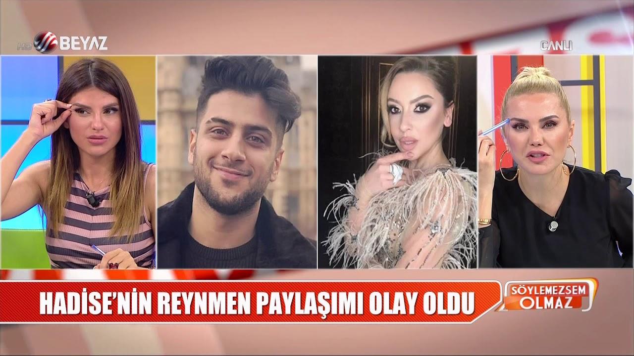 Hadise Reynmen In Sarkisiyla Dans Etti Youtube