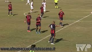 Serie D Girone E Follonica Gavorrano-Flaminia 3-2