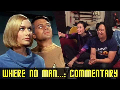 "STAR TREK The Original Series Ep 3: ""Where No Man Has Gone Before"" 