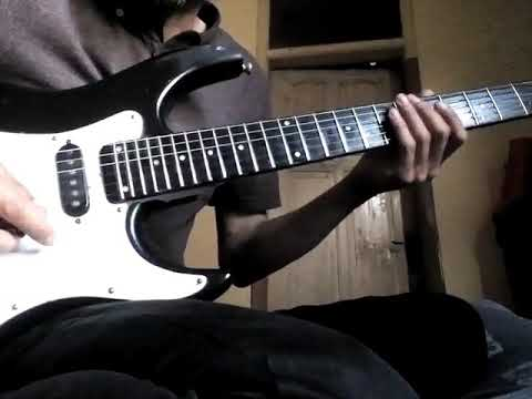Guitar Lesson The Wind That Shakes The Heart(Andy James)Part 2