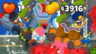 Bloons TD 6 Co-op Mode - Cargo CHIMPS Mode ft. ISAB!