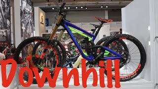 Best Downhill Bikes 2016 from the Eurobike 2015 in Detail