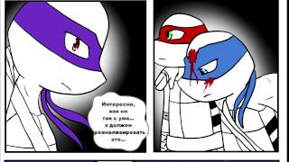 TMNT DARK SHADОWS РТ 1(на русском)