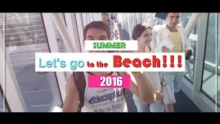 Let's go to the Beach!!!