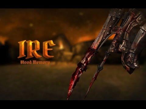 Ire:Blood Memory - Экшн-рпг стиле  Dark Souls на Android