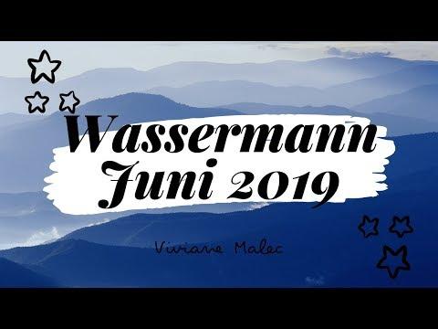WASSERMANN Juni 2019 - Verborgener Sinn Will Erkannt Werden!