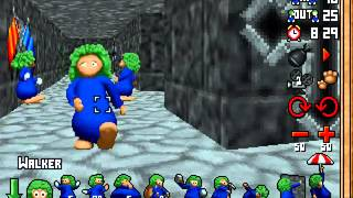 Lemmings 3D - Mayhem Level 13