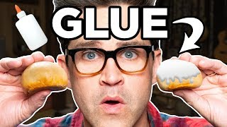 Glue vs. Real Food Challenge