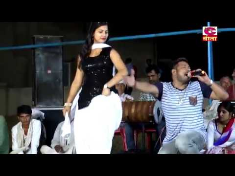 KALA SUIT  Stage Dance FOJI KARAMVEER  USHA on Haryanvi Songs