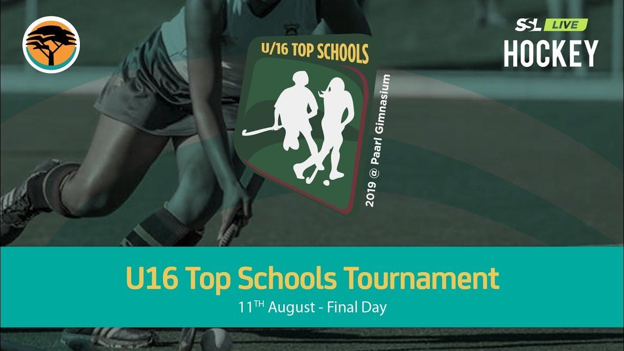 Final Day, Top Schools U16 Hockey Tournament,11th Aug 2019
