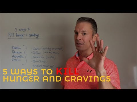 5 Easy Ways To KILL Cravings & Hunger