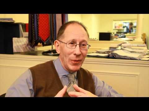 Stephen Lachter, Savile Row Shirtmaker