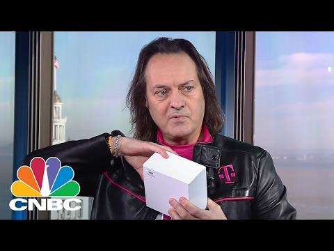 T-Mobile CEO John Legere: The Comeback   Mad Money   CNBC