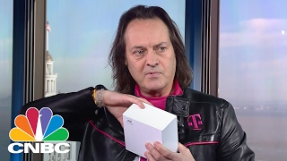 T-Mobile CEO John Legere: The Comeback | Mad Money | CNBC