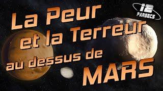 La Peur et la Terreur au dessus de Mars
