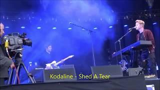 Kodaline - Shed A Tear @ Malahide Castle, Dublin 08/06/18