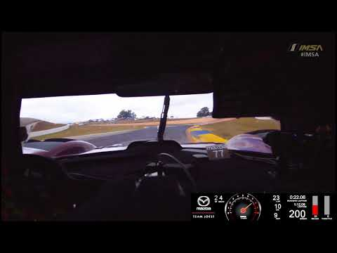 A Lap of Road Atlanta with Oliver Jarvis
