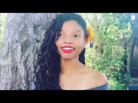 Zann - Halle Bailey Cast as Ariel in Little Mermaid Remake (Video)