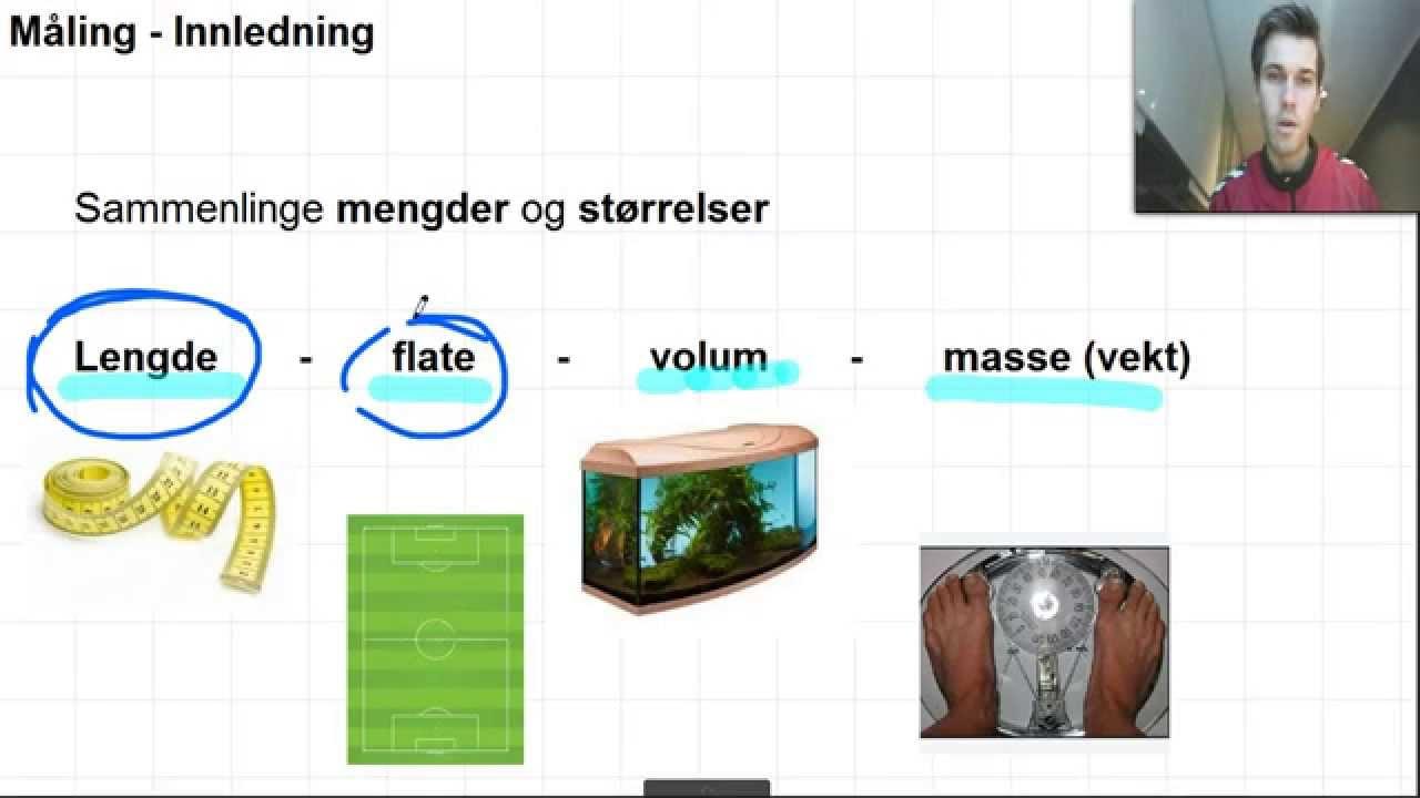 Måling 5-1 - Introduksjon til lengde