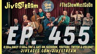JiveStream Ep. 455!