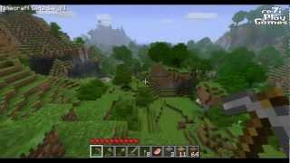 Powrót do Minecraft Beta #2 - W pogoni za górami