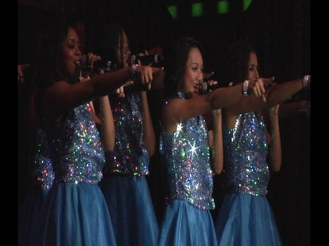 Tops in Blue Visits Seymour Johnson AFB