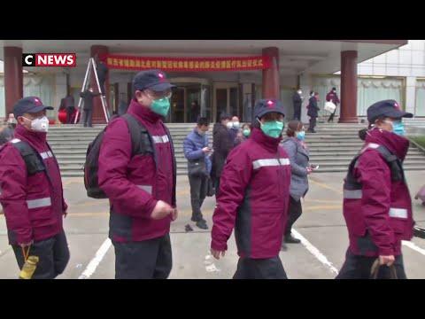 Coronavirus: des experts déployés à Wuhan