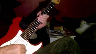 Aanay wala pal Guitar Instrumental with Karaoke [ HD ] {:-)