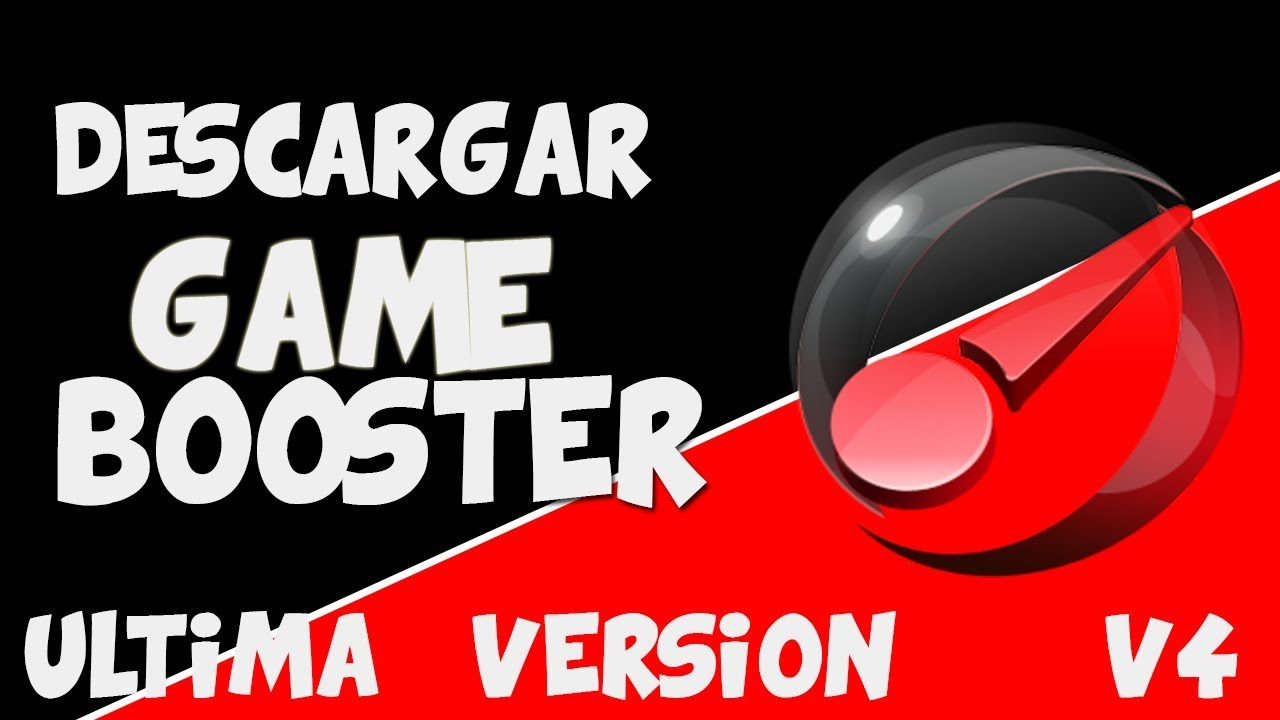 Game Booster 2019