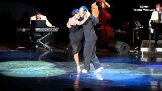 Tango. Corina Herrera & Pablo Rodríguez. Танго. Пабло Родригез и Корина Эррера. Планетанго 2014.