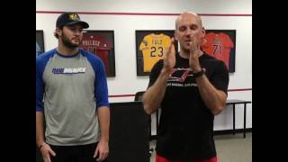 Arm Care Lesson 9: Strengthen the rotator cuff in the positions that matter.