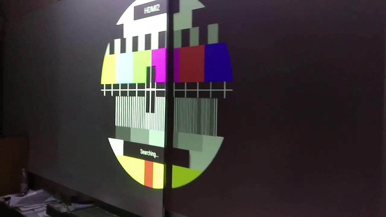 Обзор проектора TouYinger Everycom X7 - YouTube
