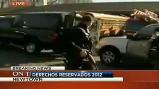 Telemundo 47 New York News Close - December 14, 2012 Video