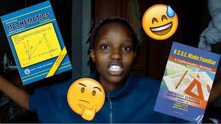 How to pass Math for KCSE!! | Tweba Senoi