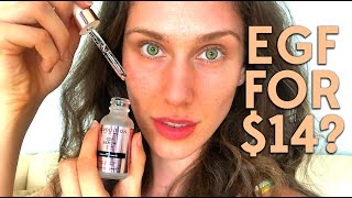 Reviewing A 14$ EGF Serum?! Re…