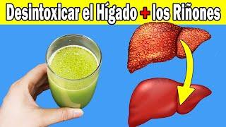 Esta Bebida Desintoxica El Hígado, Los Riñones Y El Sistema Digestivo