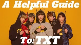 Download lagu A Helpful Guide To TXT MP3