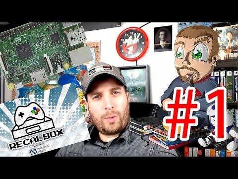 [Tutoriel] Installation Recalbox - Raspberry Pi 3 - Problème de boot ? C'est par là !