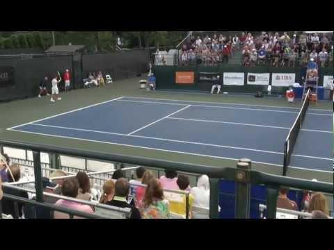 "Ricardas Berankis - John Patrick Smith ""Nielsen Pro Tennis Championships"