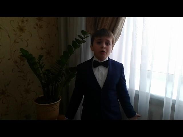 Изображение предпросмотра прочтения – БогданКовдий читает произведение «Кем быть?» В.В.Маяковского