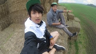 REAL-LIFE MINECRAFT Tempel gebaut - Longboard Tour Tag 18 | Julien Bam thumbnail