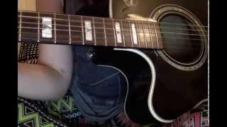 Vecchi difetti - Marta sui Tubi - guitar cover