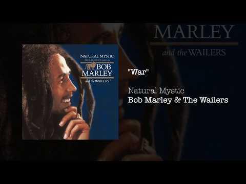 War (1995) - Bob Marley & The Wailers