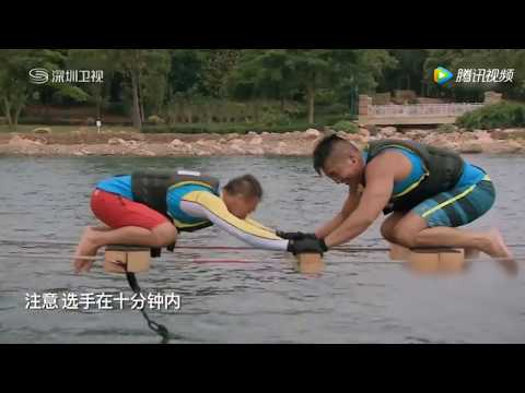 170804 The Amazing Race CHINA EP1