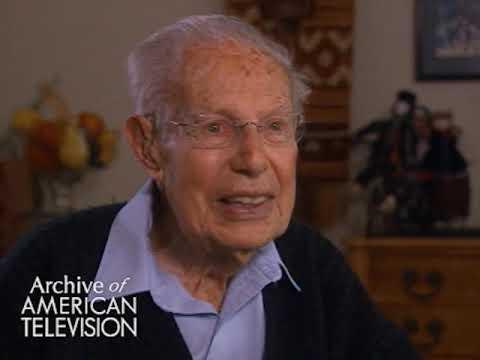 Inventor Robert Adler on Zenith head E.F. MacDonald - TelevisionAcademy.com/Interviews