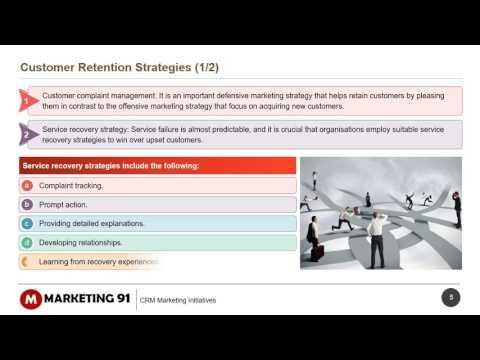 Customer Retention - Strategies For Customer Retention